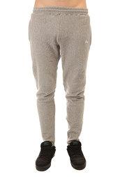 Штаны спортивные Stussy Stock Fleece Pant Grey Heather