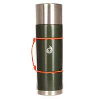 Бутылка для воды Mizu V10 Army Green Hammer Paint Le Drip