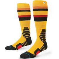 Носки высокие Stance Saw Mill Yellow