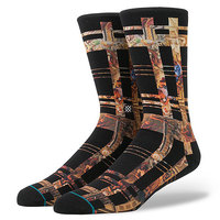 Носки средние Stance Almighty Black