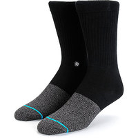 Носки средние Stance Transition Black