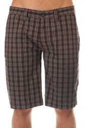 Шорты классические Urban Classics Checked Shorts Original