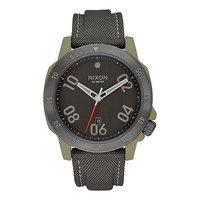Электронные часы Nixon Ranger Nylon Sage Gunmetal