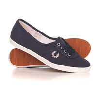 Балетки женские Fred Perry Aubrey Canvas Navy