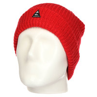 Шапка Quiksilver Routine Racing Red