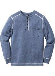 Пуловер Regular Fit (песочный меланж) Bonprix