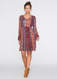 Платье (разные цвета с принтом) Bonprix