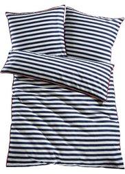 Постельное белье Морская полоска, линон (различные расцветки) Bonprix