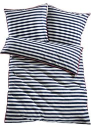 Постельное белье Морская полоска, фланель (различные расцветки) Bonprix
