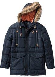 Зимняя куртка-парка Regular Fit (оливковый) Bonprix