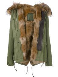 куртка с меховой отделкой  Mr & Mrs Italy