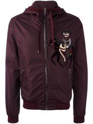 куртка с капюшоном 'Cowboy' Dolce & Gabbana