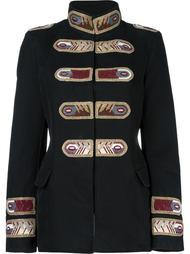 куртка в стиле милитари Ermanno Scervino
