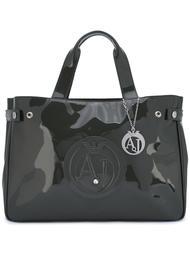 классическая сумка-тоут Armani Jeans
