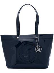 сумка-тоут с логотипом Armani Jeans