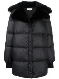 стеганое пальто свободного кроя Stella McCartney