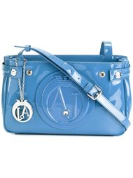 сумка через плечо с тиснением логотипа Armani Jeans