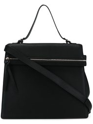 плоская сумка-тоут на молнии Victoria Beckham