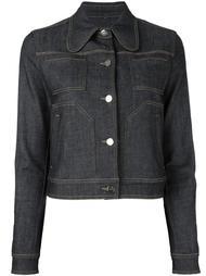 джинсовая куртка Carven