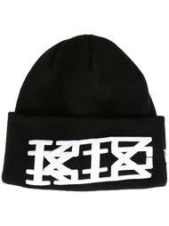 шапка с вышивкой KTZ