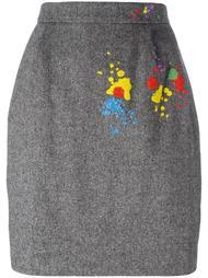 декорированная юбка  Olympia Le-Tan