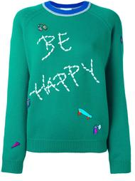 джемпер 'Be Happy'  Mira Mikati