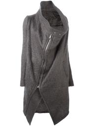 пальто 'Exploder' Saturn'  Rick Owens