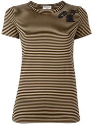 полосатая футболка Sonia Rykiel