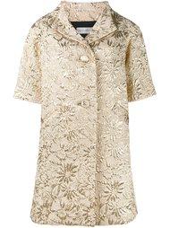 парчовое пальто с цветочным узором Faith Connexion