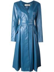 платье с поясом  Nina Ricci
