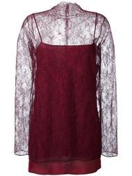 кружевная блузка  Nina Ricci