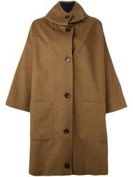 пальто с капюшоном  Dusan