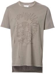 футболка 'Peace' Miharayasuhiro