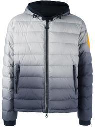oversized logo padded jacket Moncler X Off-White
