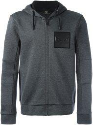 Bag Bags patch hoodie Fendi