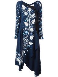 платье с цветочным узором Peter Pilotto