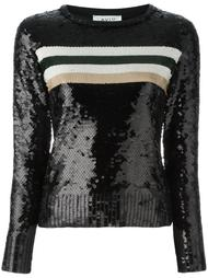 sequin embellished jumper Aviù