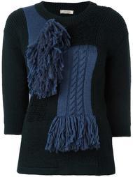 вязаный свитер  Nina Ricci