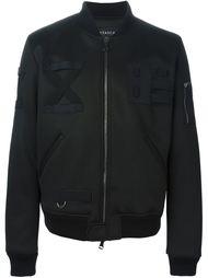 куртка-бомбер со скрещенными лямками Letasca