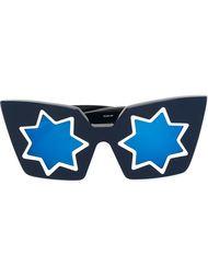 солнцезащитные очки 'Markus Lupfer 10C6' Linda Farrow Gallery
