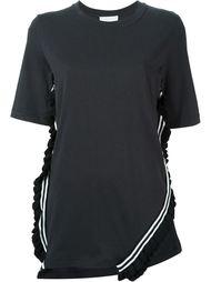 футболка с оборками  3.1 Phillip Lim