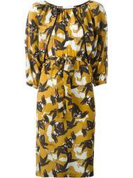платье с абстрактным принтом L'Autre Chose