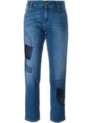 укороченные джинсы Stella McCartney