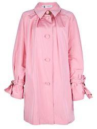 однобортное пальто Lanvin Vintage