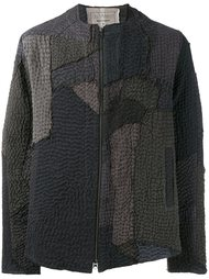 фактурная куртка-бомбер By Walid