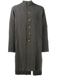 пальто на пуговицах By Walid