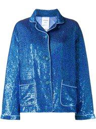 пижамная-рубашка с пайетками  Ashish