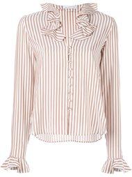 блузка в полоску J.W.Anderson