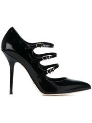 туфли-лодочки с ремешками Dolce & Gabbana