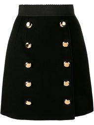 юбка А-образного кроя   Dolce & Gabbana